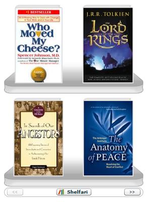 Book shelf modern